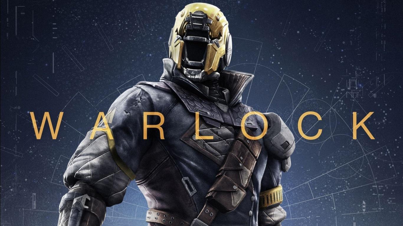 Warlock in Destiny Wallpapers HD Wallpapers 1366x768