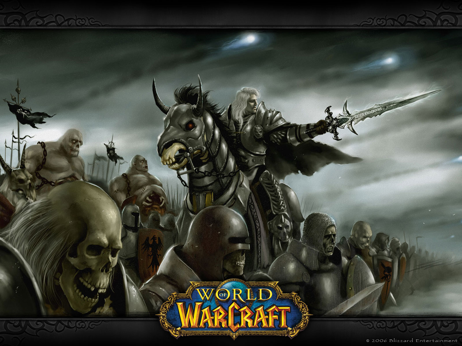 World of Warcraft wallpapers and screenshots 1600x1200