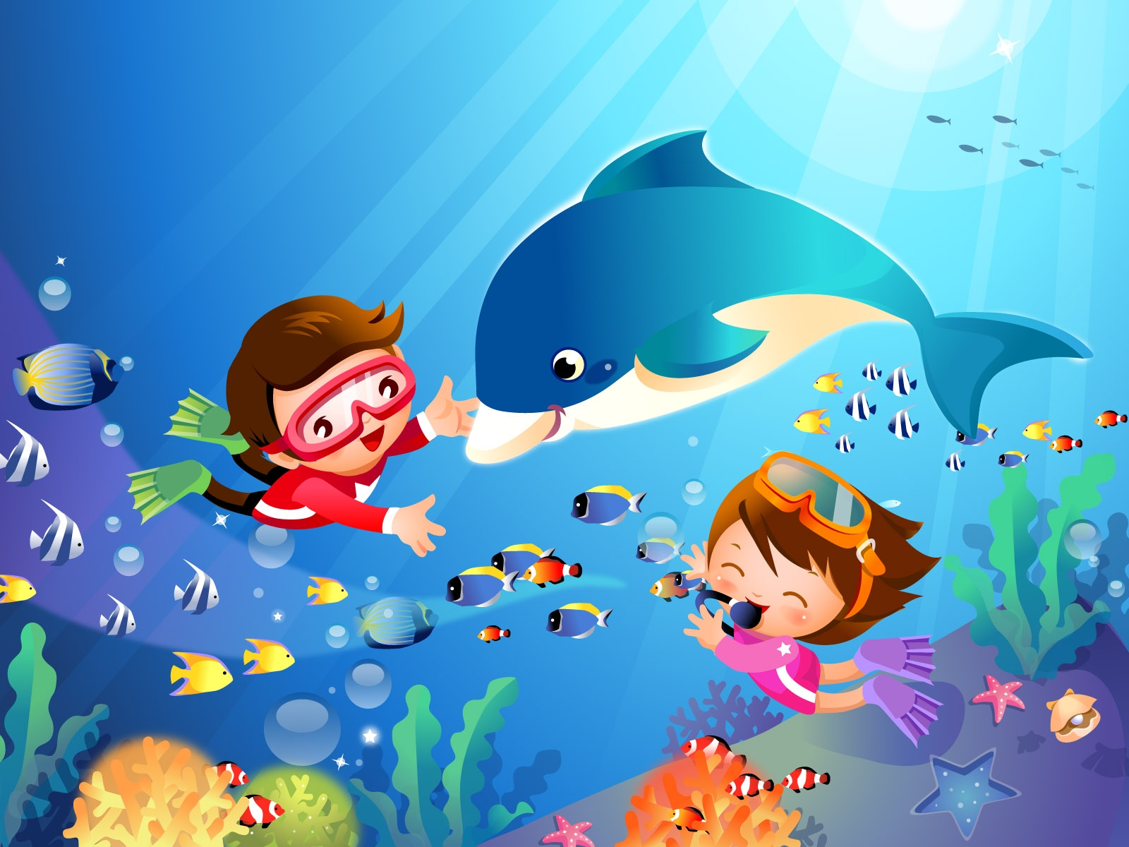 Hd 1600x1200 Sweet Children Time Desktop Wallpapers 1600x1200