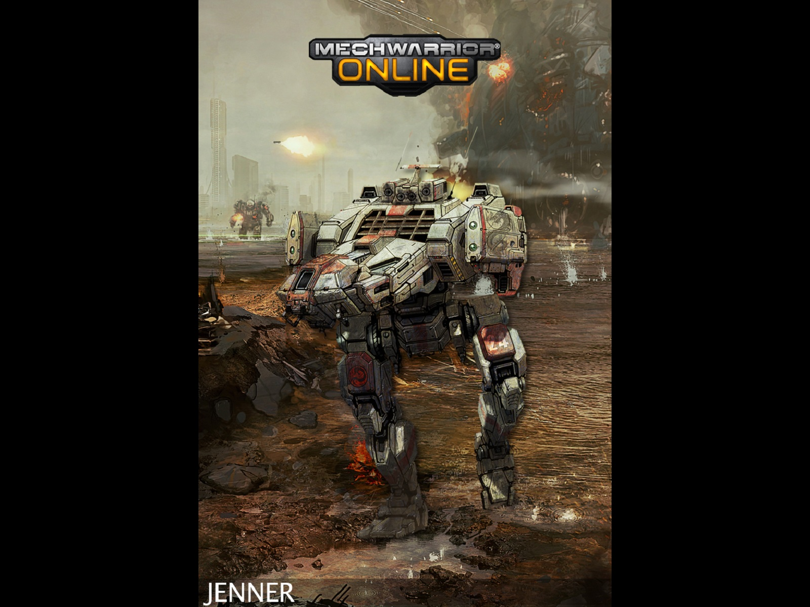MechWarrior Online Wallpaper Gallery   Best Game Wallpapers 1600x1200