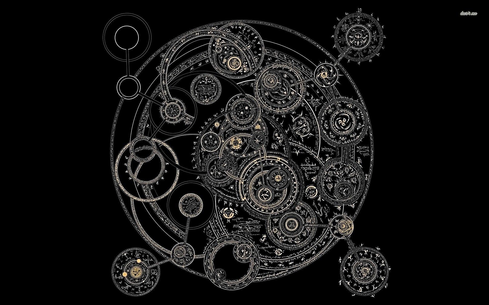 Mechanism wallpaper SteampunkTim Burton styles in 2019 Doctor 1920x1200