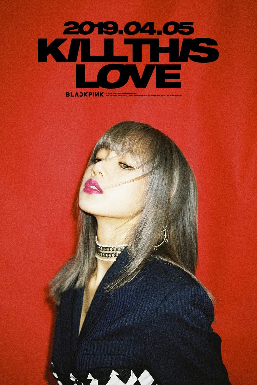 Free Download Black Pink Images Blackpink Kill This Love Lisa Poster Hd 1080x1620 For Your Desktop Mobile Tablet Explore 12 Blackpink Kill This Love Wallpapers Blackpink Kill This Love