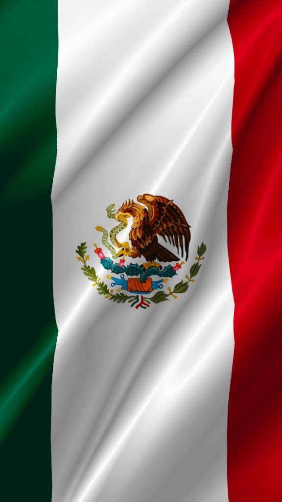 Mexican Flag Wallpaper   iPhone Wallpapers 576x1024