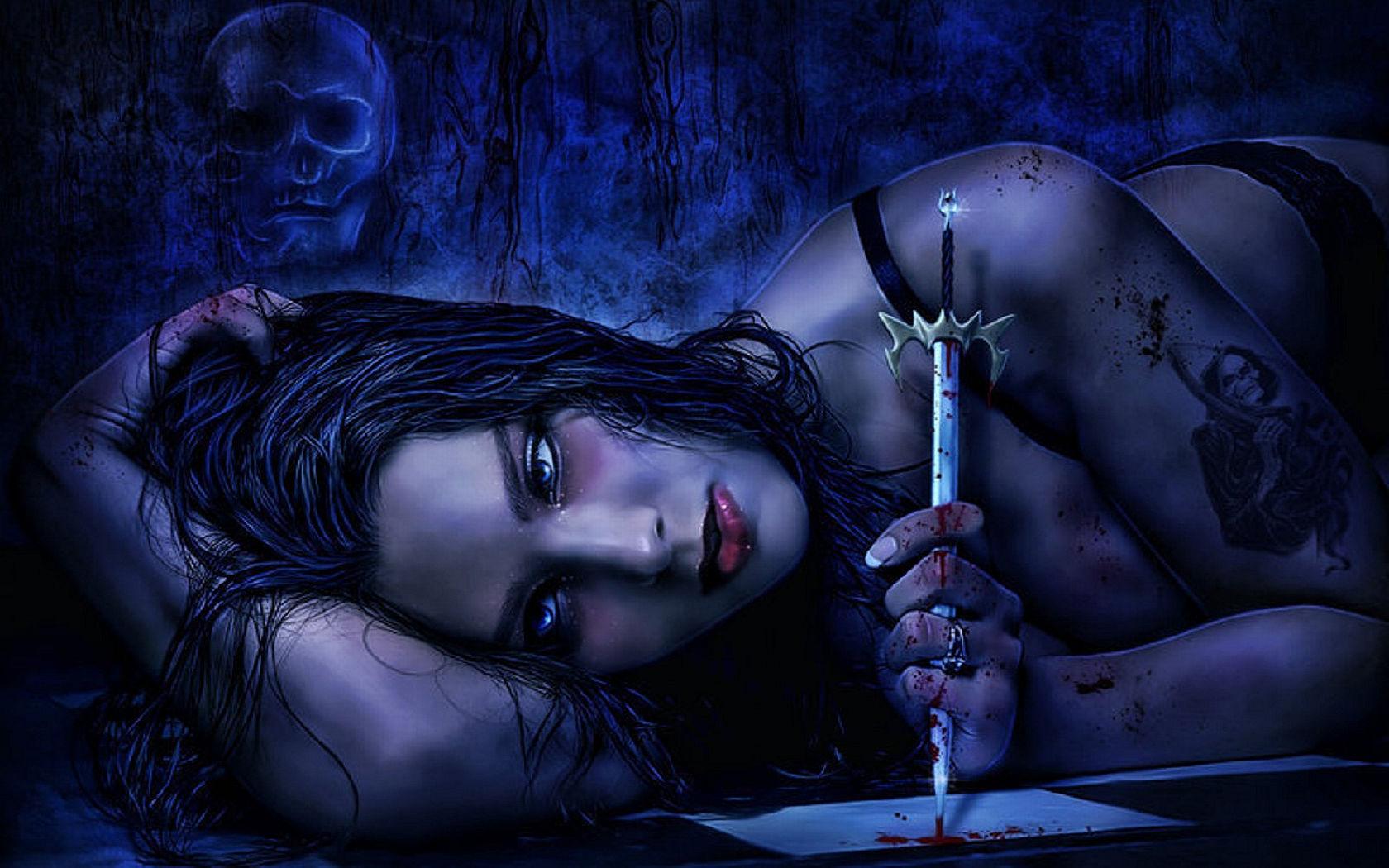 Порно вампиры картинки 113