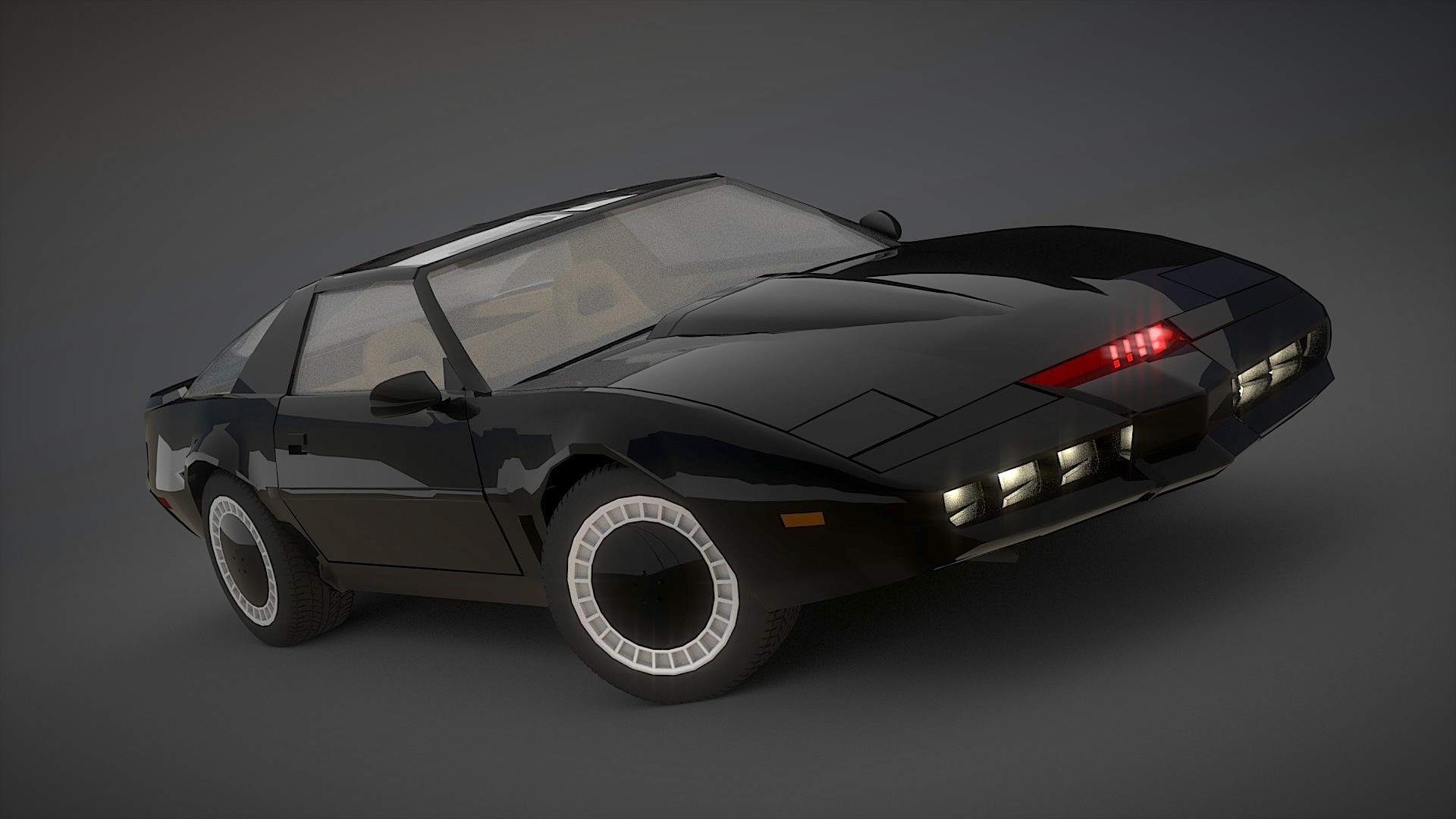 Knight rider kitt wallpaper wallpapersafari knight rider wallpaper knight rider backgrounds for pc 1920x1080 mozeypictures Images