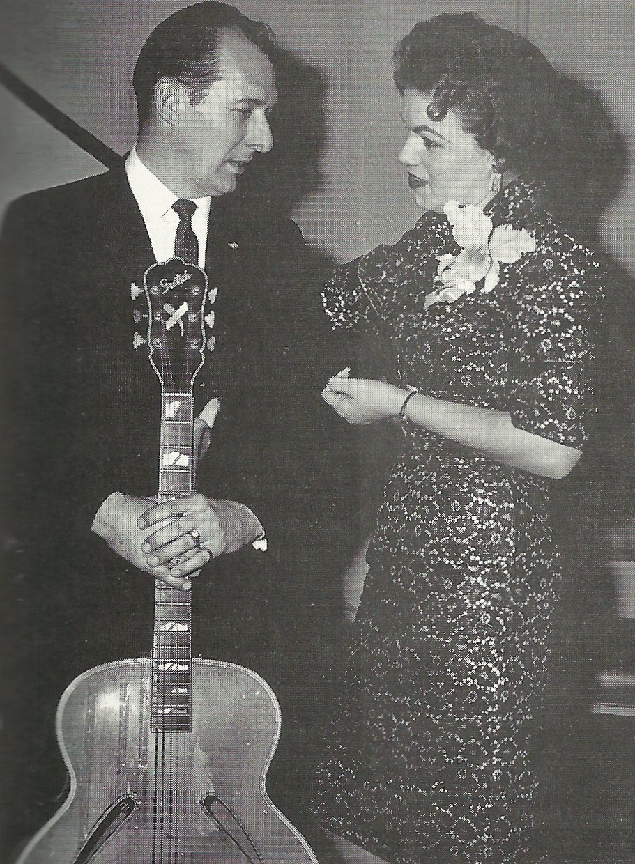 Celebrities who died young images patsy cline and randy hughes HD 911x1240