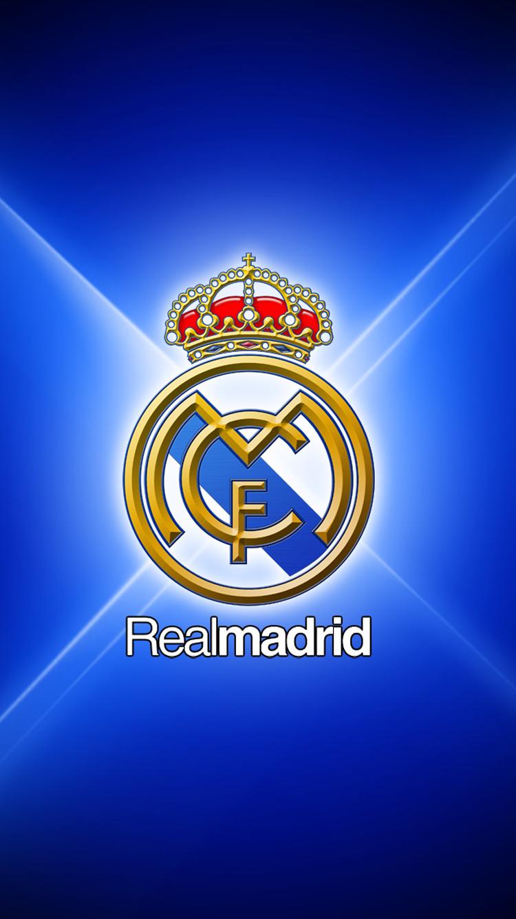 Real madrid logo wallpapers wallpapersafari - Madrid wallpaper ...
