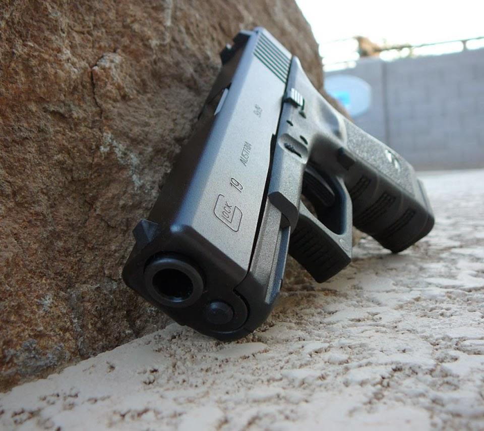 Glock 19 Wallpaper