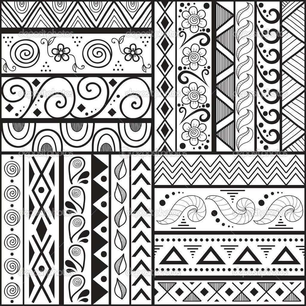 Easy Patterns To Draw   cool but easy patterns to draw cool easy 1024x1024