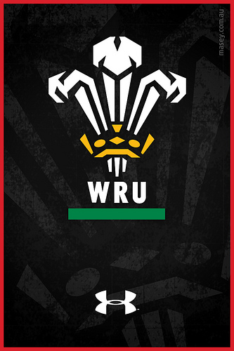 Welsh Rugby iPhone Wallpaper Flickr   Photo Sharing 333x500