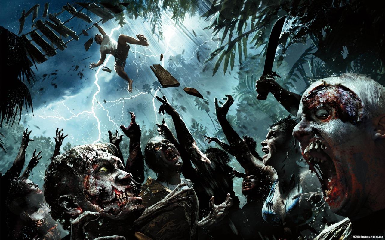 Dead Island Riptide - wallpaper.