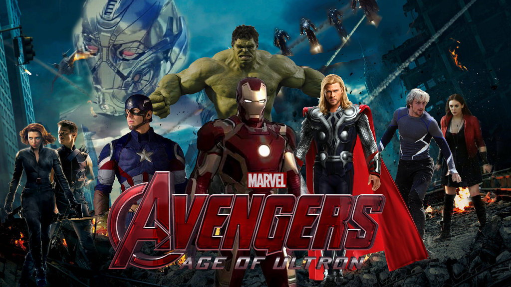 Avengers Age Of Ultron Wallpaper Avengers age of ultron 1024x576