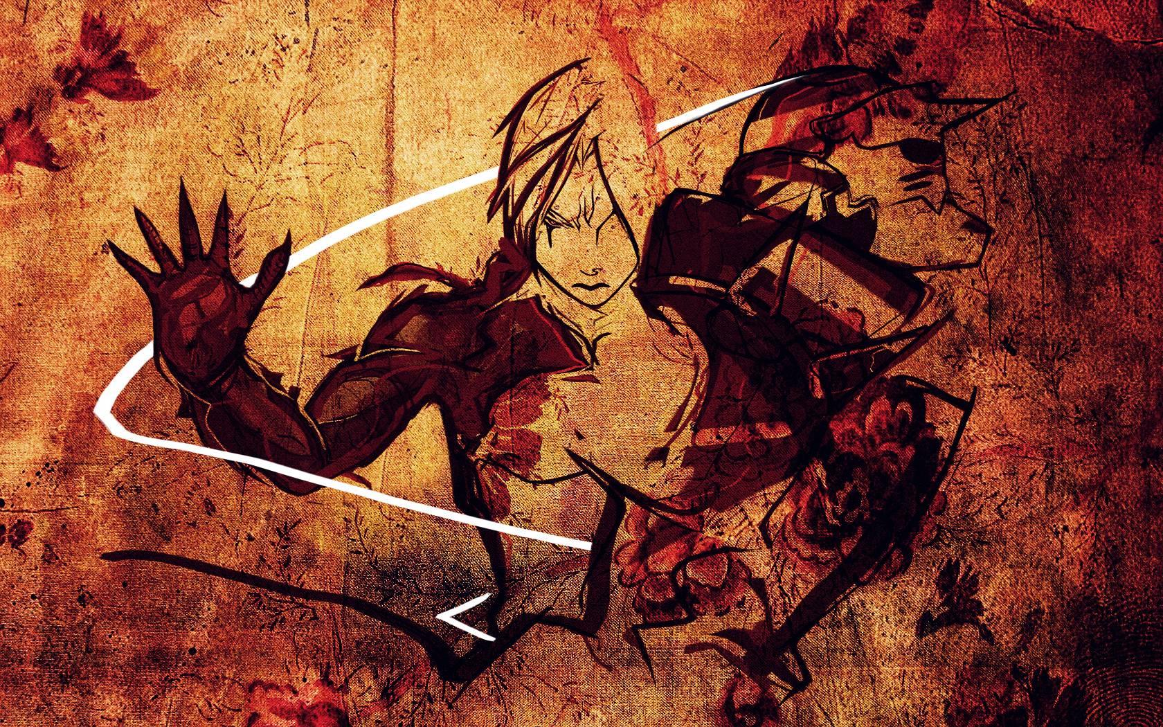 Fullmetal alchemist brotherhood wallpaper hd wallpapersafari - Anime wallpaper 1360x768 hd ...