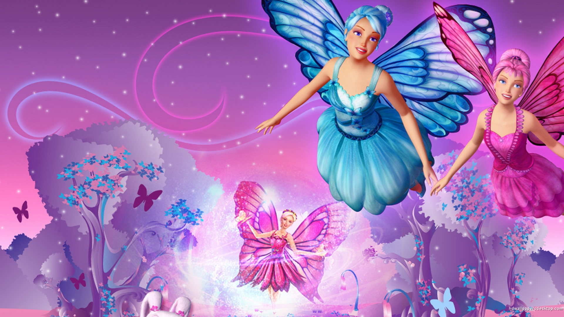 Barbie Wallpaper Pictures Backgrounds Images 1920x1080 1920x1080
