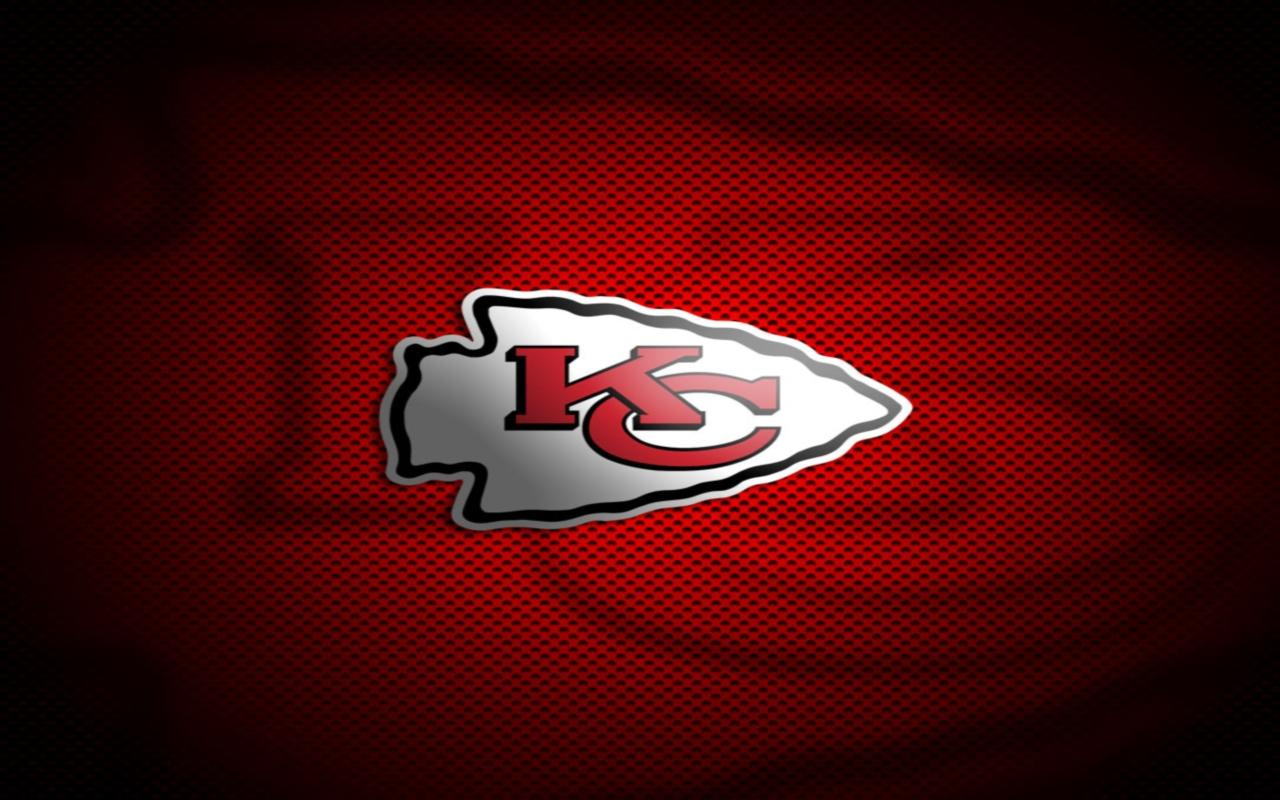 Chiefs logo wallpaper 1280x800 for other size Kansas City Chiefs 1280x800