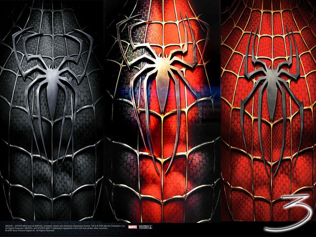 Celebrity Wallpapers   Bananas Price Blog Spiderman Wallpaper 1024x768