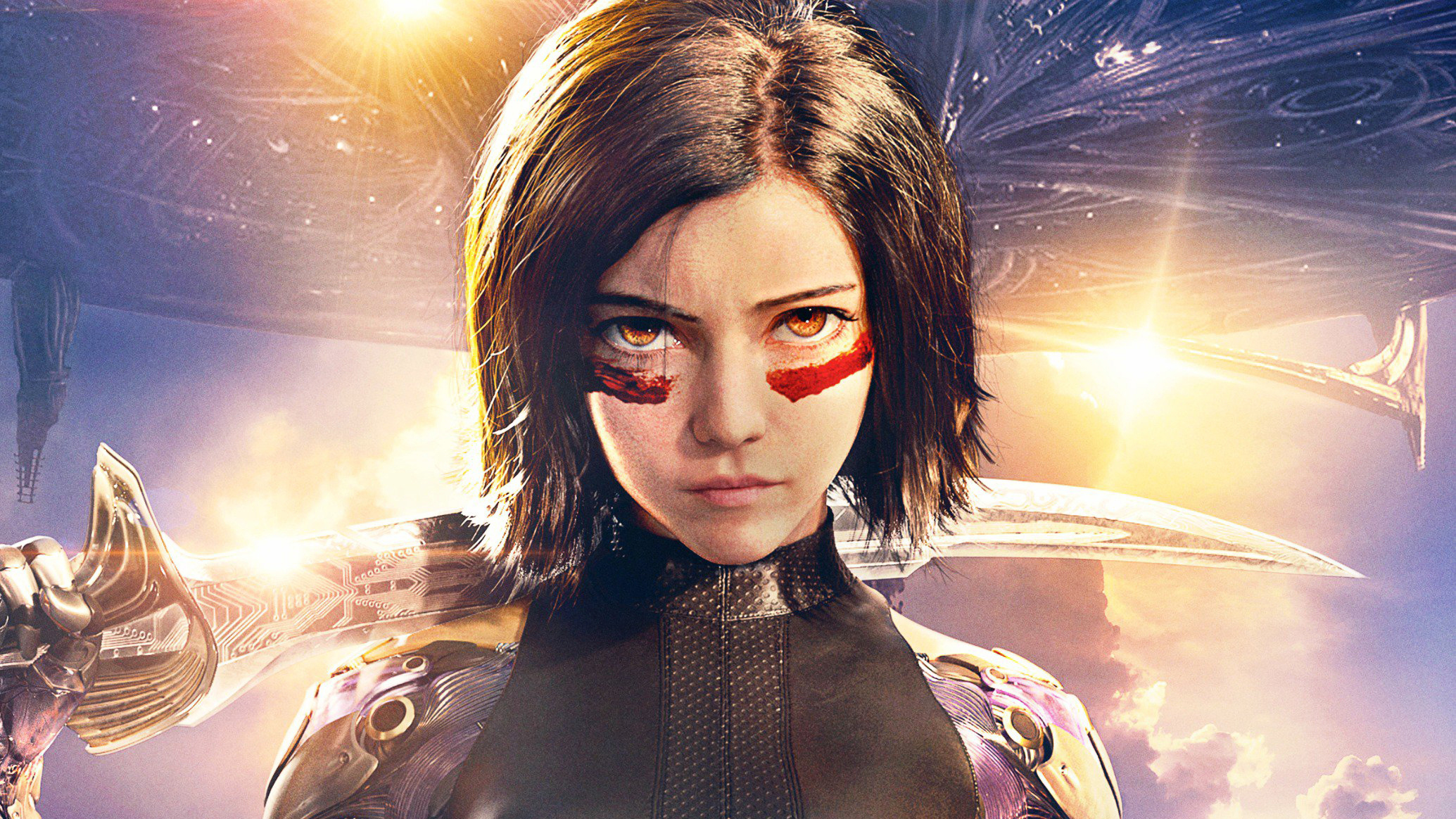 41 Alita Battle Angel Hd Wallpapers On Wallpapersafari