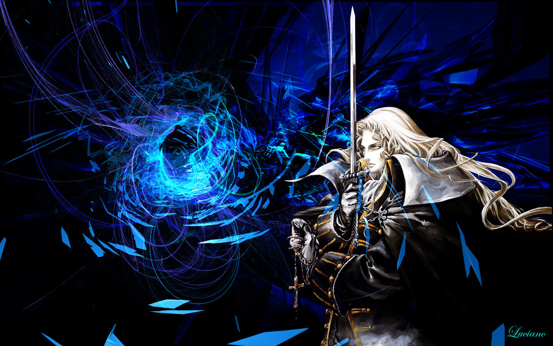 Free Download Images For Castlevania Symphony Of The Night