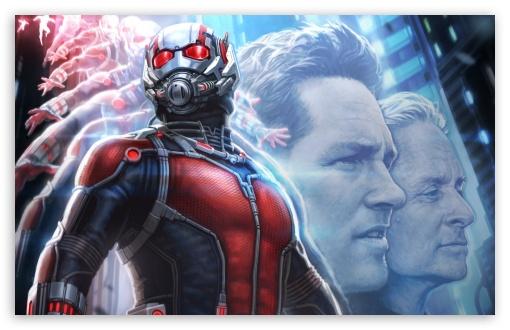 Ant Man HD desktop wallpaper Widescreen High Definition Mobile 510x330