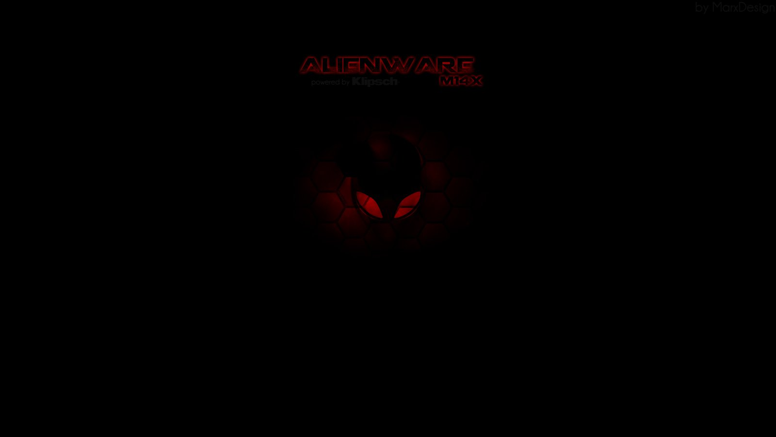 Alienware Wallpaper Hd Red 18369 wallpaper   Wallatarcom 1600x900