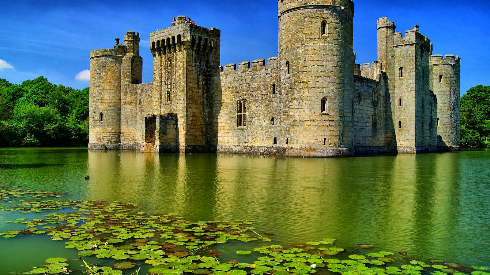 CASTLE HD WALLPAPERS FREE HD WALLPAPERS 1600x900
