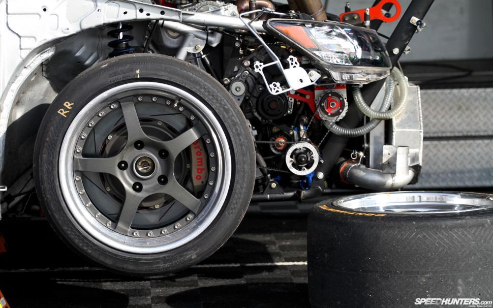 Scion TC Race Car Turbo Engine HD wallpaper cars Wallpaper Better 970x606