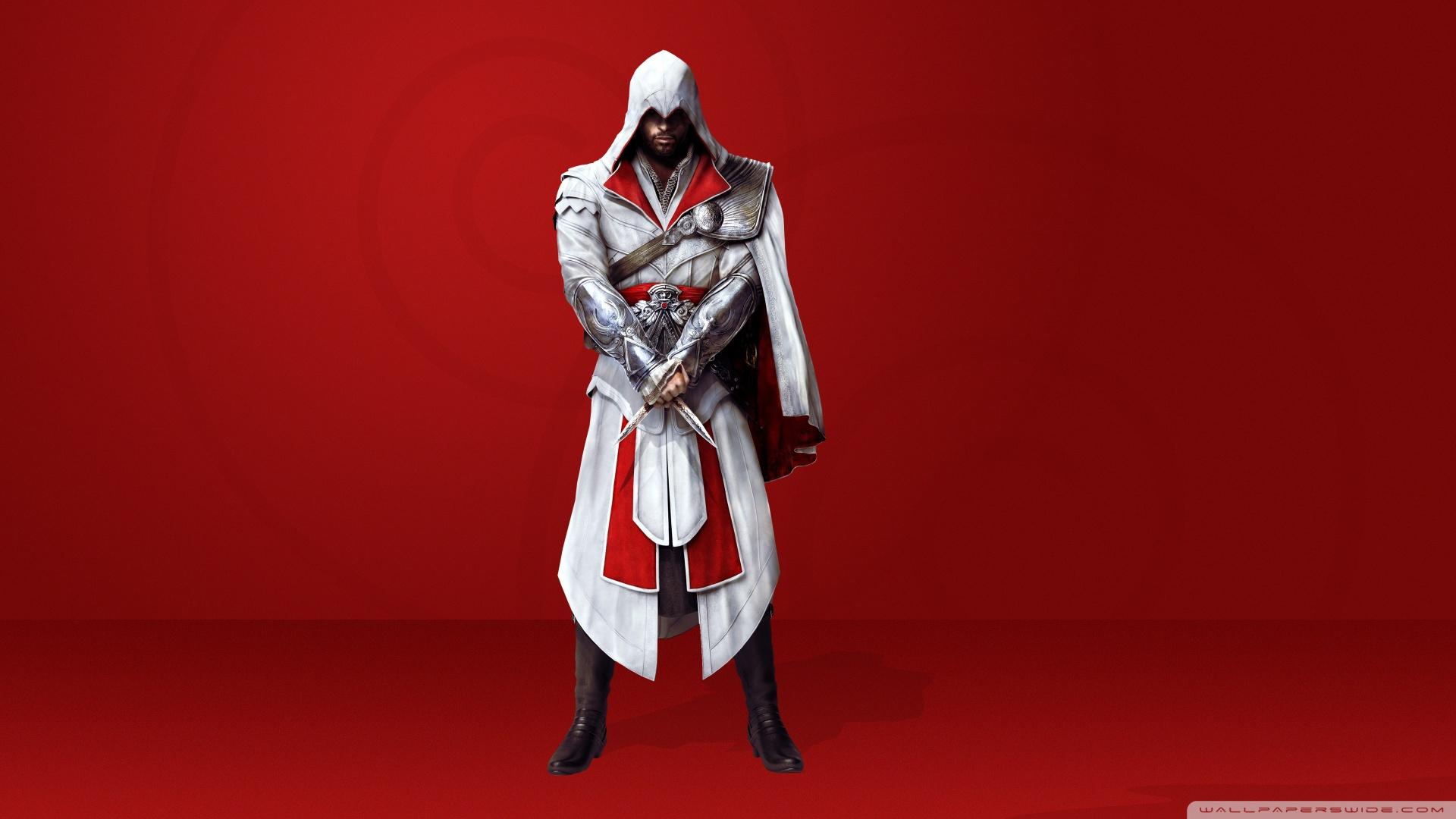Assassins Creed Brotherhood 3 Wallpaper 1920x1080 Assassins Creed 1920x1080