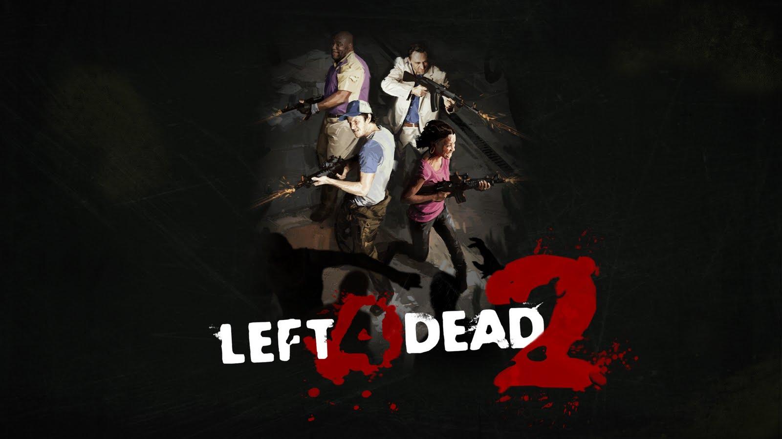 52+] Left 4 Dead 2 Wallpaper on WallpaperSafari