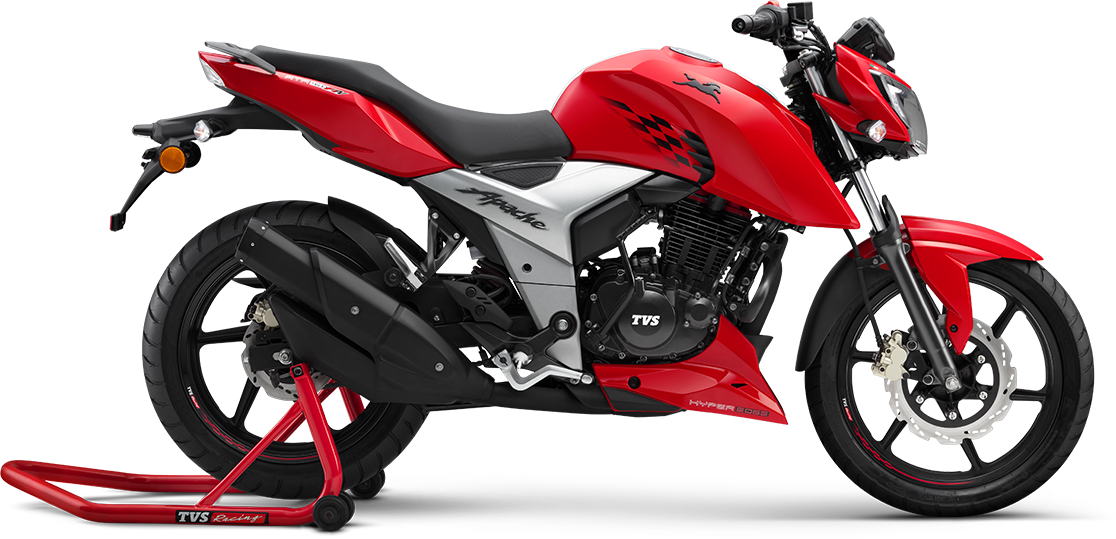 TVS APACHE RTR 160 4V Photos Images and Wallpapers Colours 1116x539