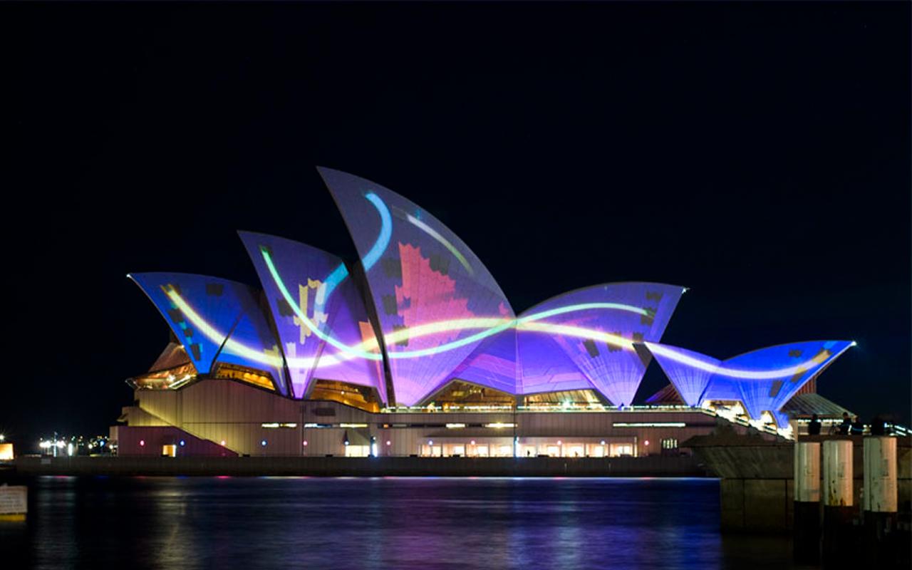 Sydney Opera House Travel Wallpaper   Travel HD Wallpapers 1280x800