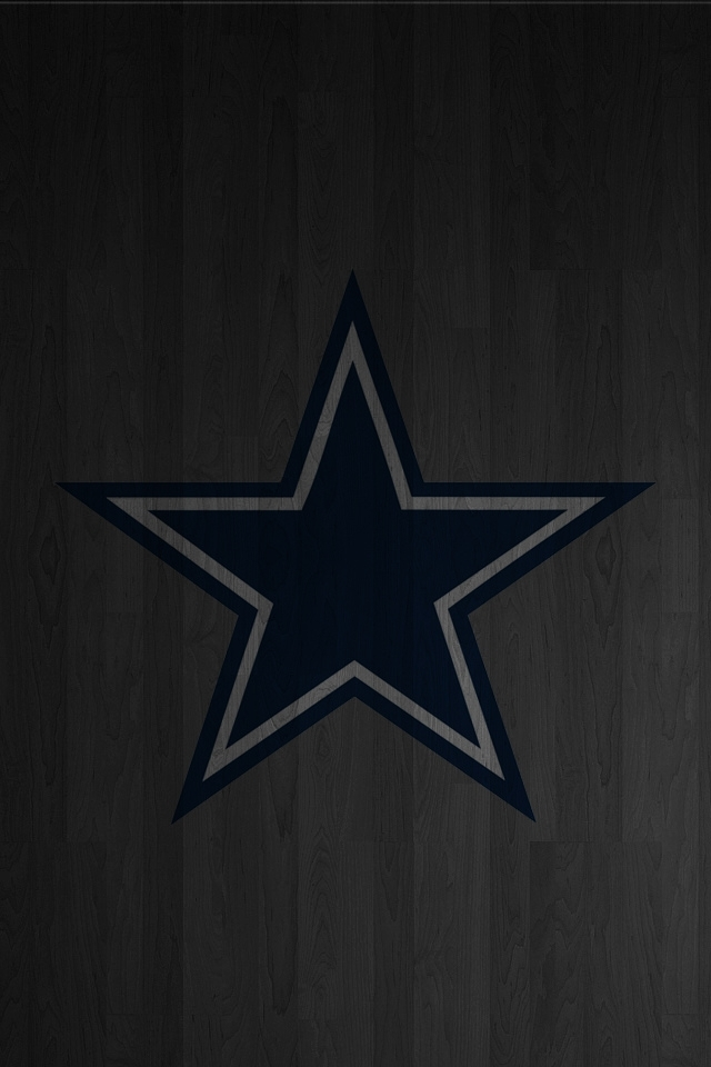 Dallas Cowboys iPhone 4s Wallpaper 640x960