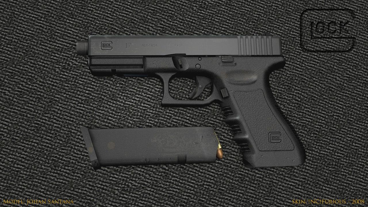 50+] Glock 17 Wallpaper on WallpaperSafari