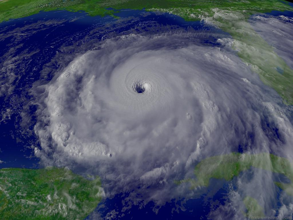Hurricane Wallpapers 1024x768