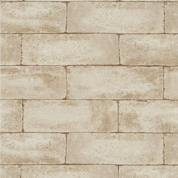 LUXURY ERISMANN AUTHENTIC BRICK WALL STONE EFFECT TEXTURED WALLPAPER 600x601