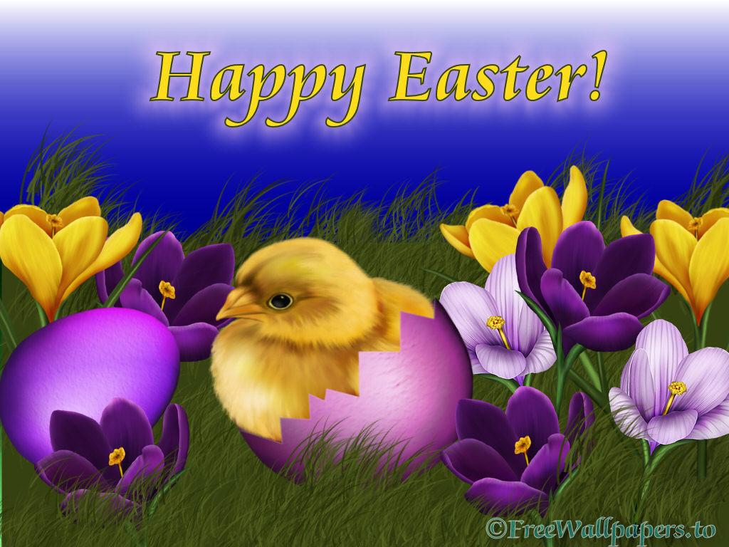 Easter Wallpaper Hd Download Free: Easter Scenes Wallpaper