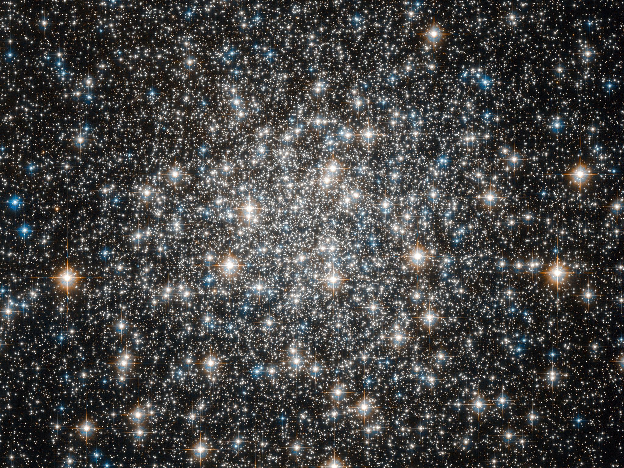 Astronomy Cmarchesin Globular Cluster M10 2048x1536