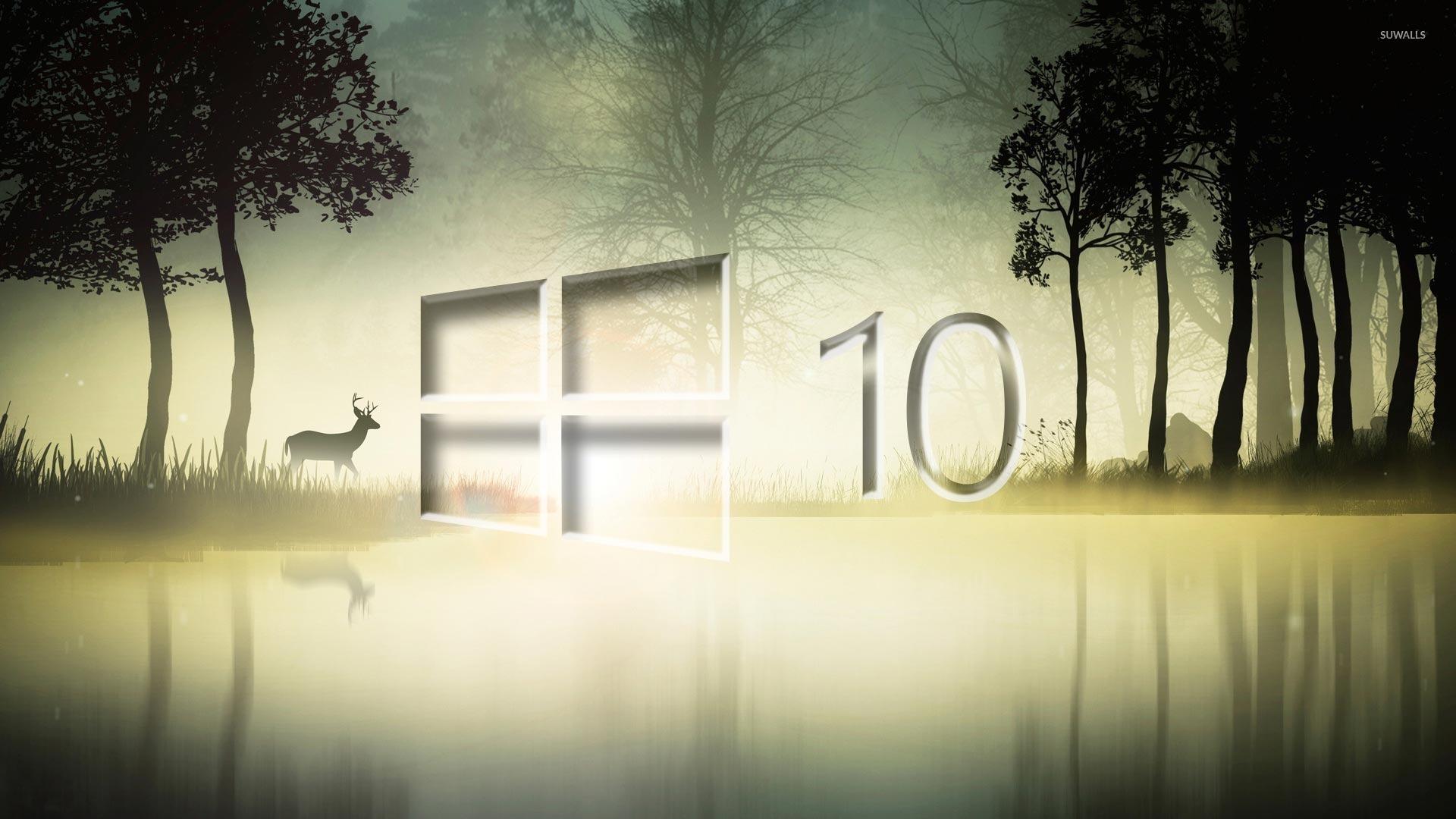 1920x1080px Windows 10 Fog Wallpaper - WallpaperSafari