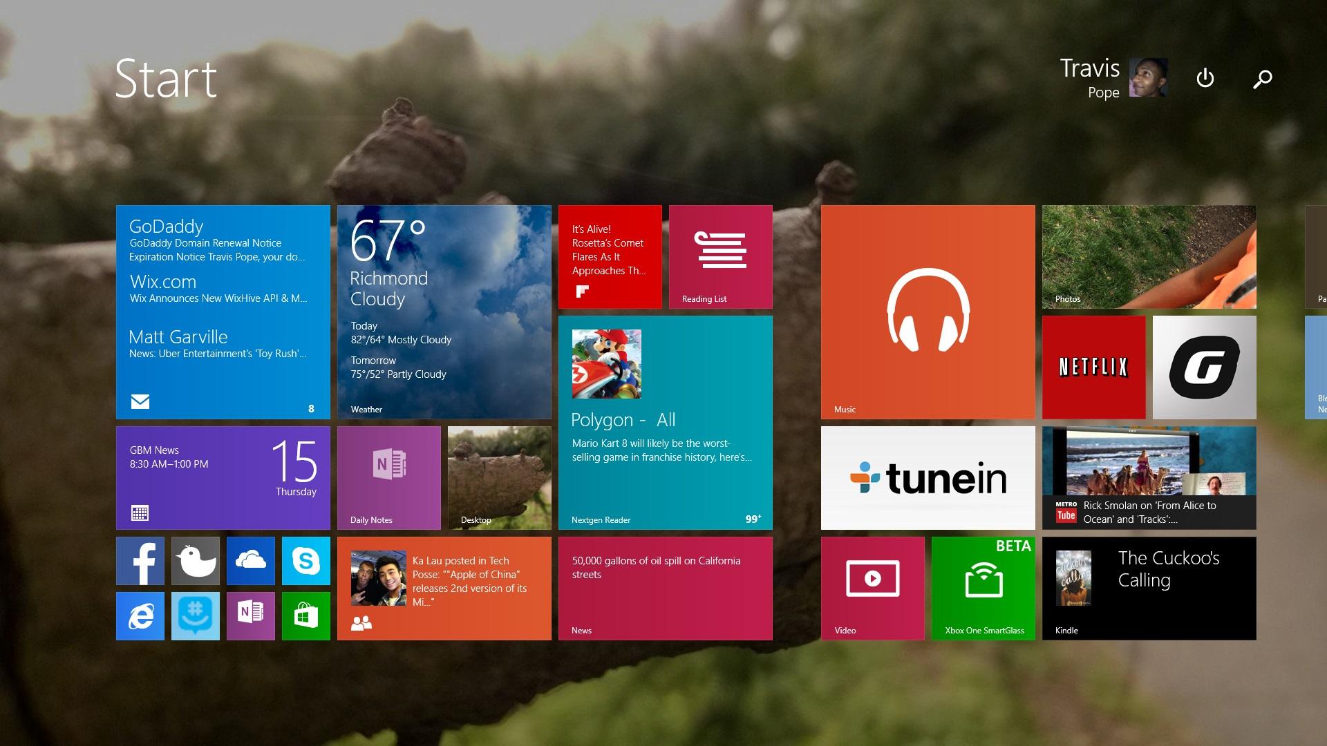 How to Customize the Windows 81 Lock Screen 1 1920x1080