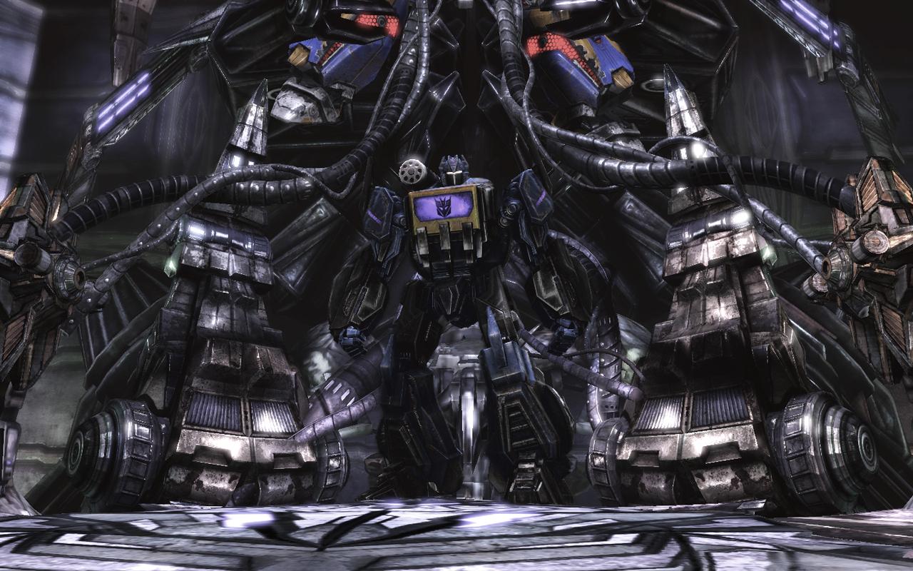 Transformers 3 Soundwave Wallpaper Soundwave war for cybertron 3d 1280x800