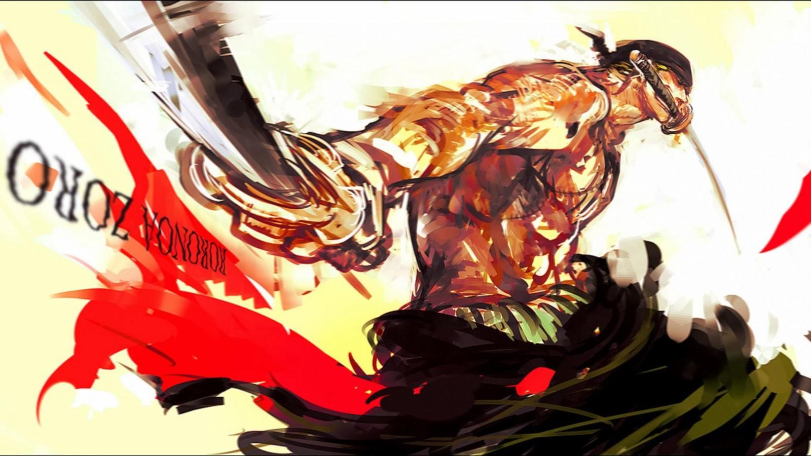 Roronoa Zoro Image 2l Wallpaper HD 1600x900