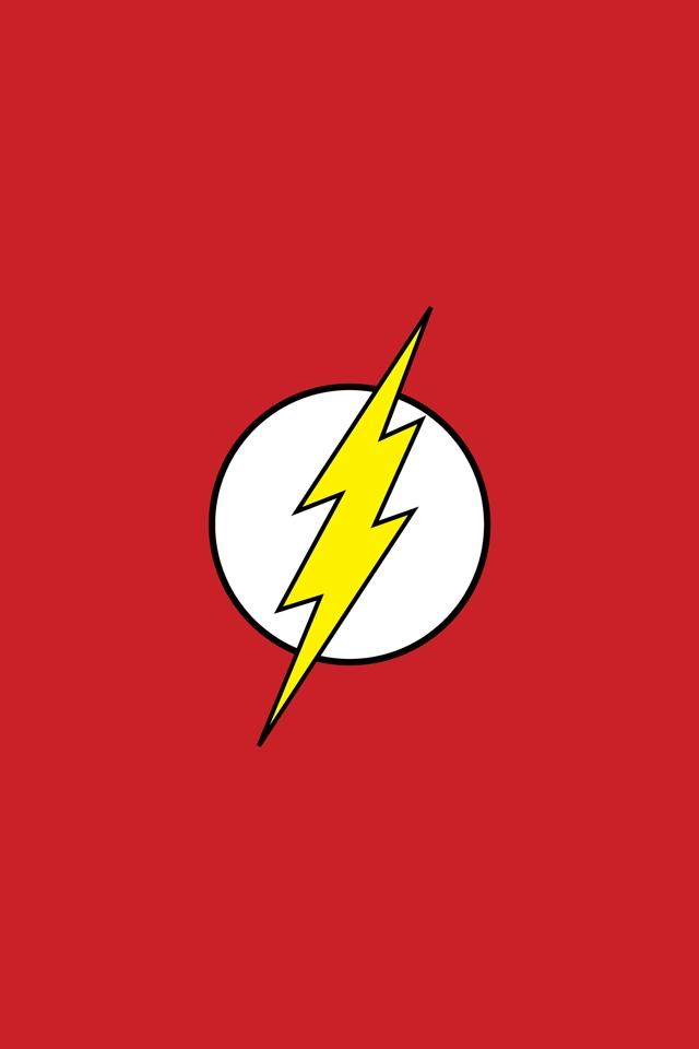 The Flash Logo Wallpaper Hd image gallery 640x960
