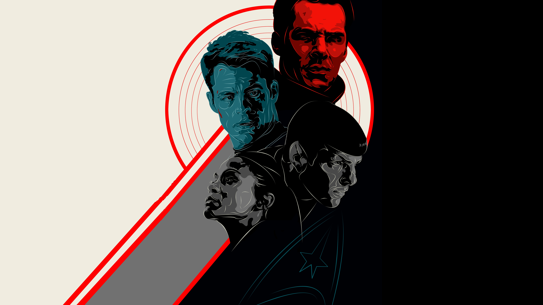 Star Trek Into Darkness Computer Wallpapers Desktop 6000x3375