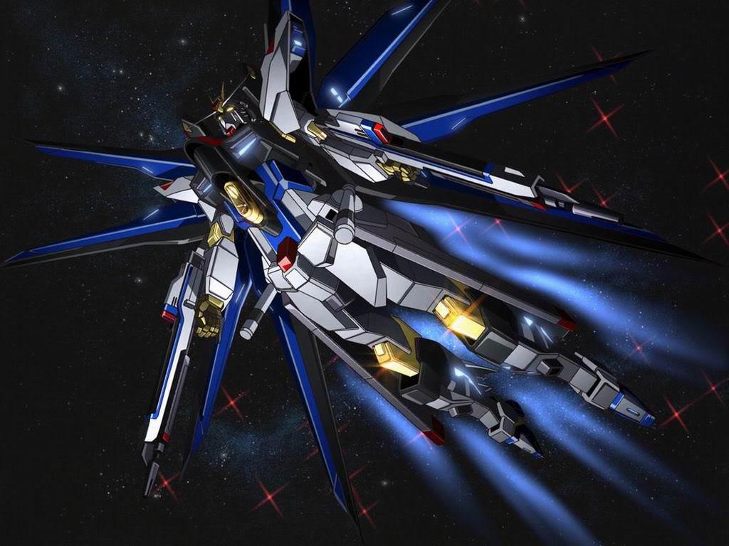 Gundam Seed Wallpaper Hd Gundam seed destiny strike 1024x768