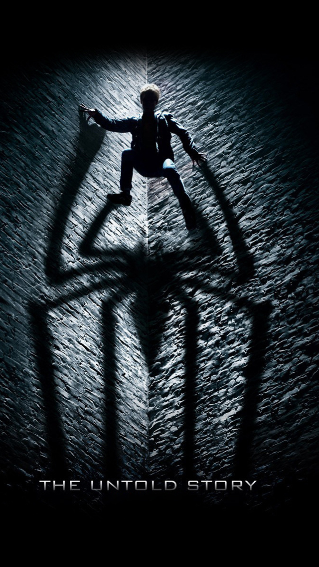 Amazing Spider Man IPhone 5s Wallpaper Download Wallpapers 640x1136