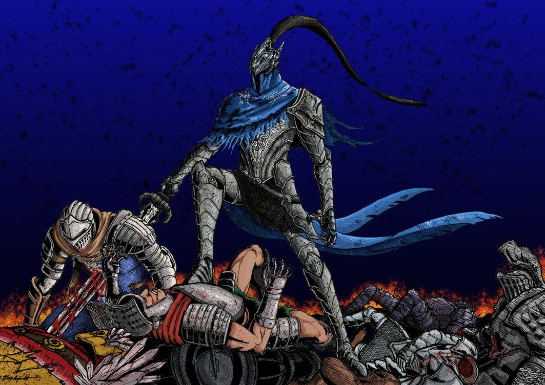 Free Download Dark Souls Artorias The Abysswalker By Menaslg