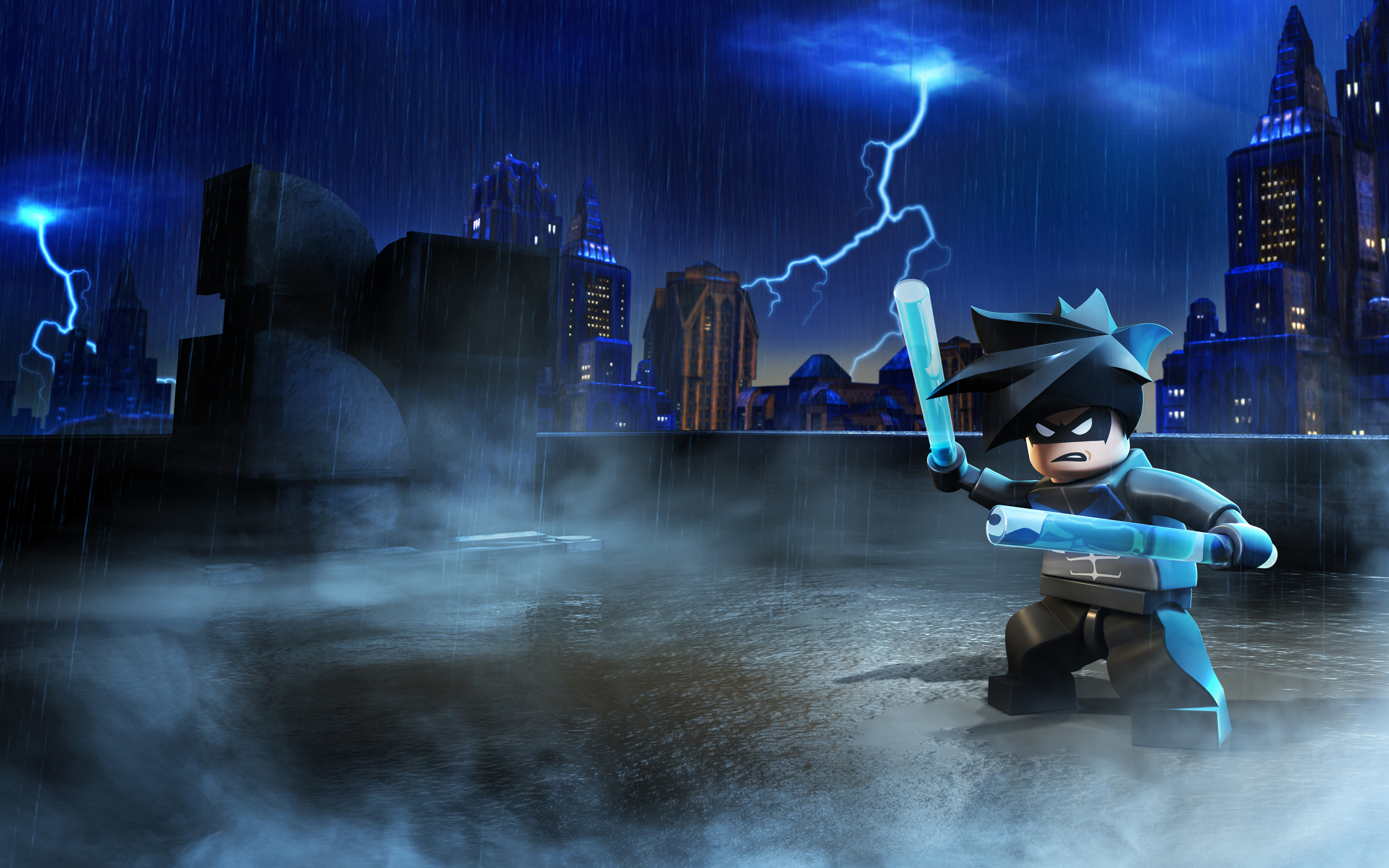 Free Download Lego Batman Wallpapers Hd Wallpapers 2880x1800 For Images, Photos, Reviews