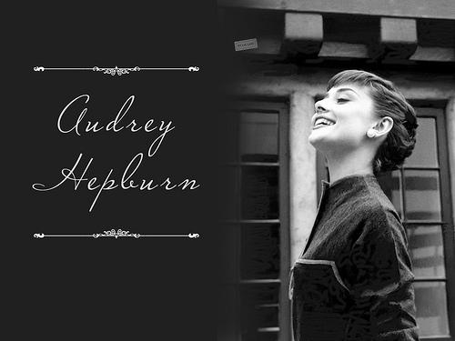 Audrey Hepburn 500x375