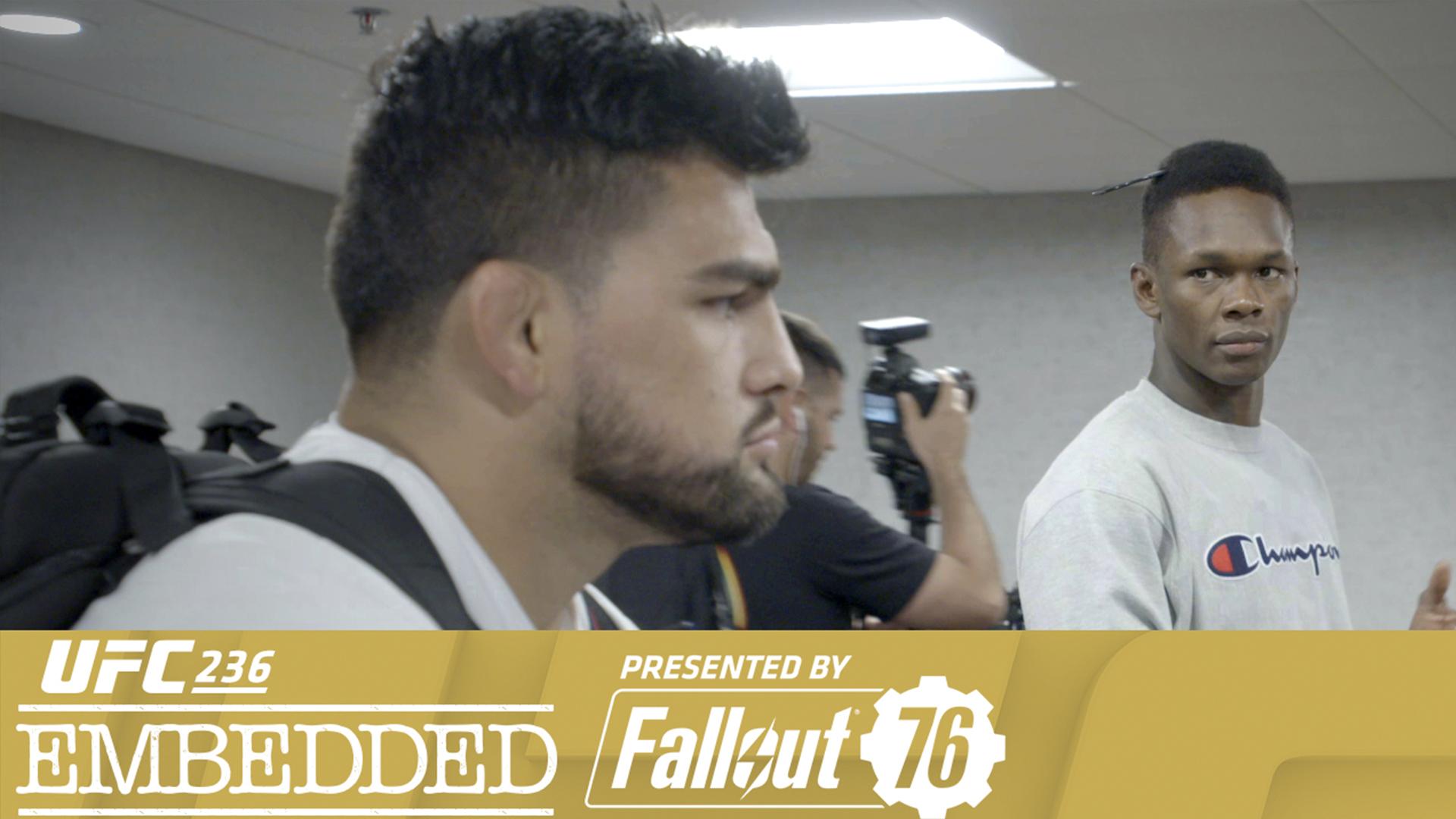 UFC 236 Embedded Episode 3 UFC 1920x1080