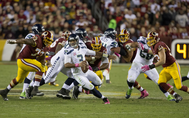 Seahawks vs Redskins NFL HD Wallpapers 4K Wallpapers 2880x1800
