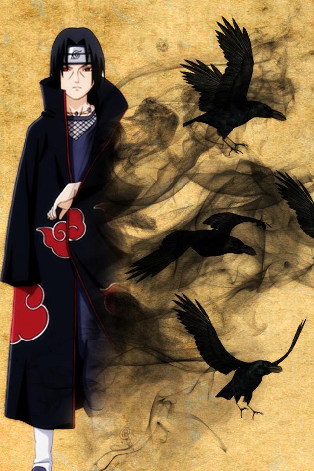Uchiha Clan: Iphone 6 Itachi Wallpaper Hd